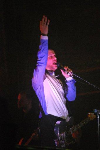 White Lies Sziget 2011