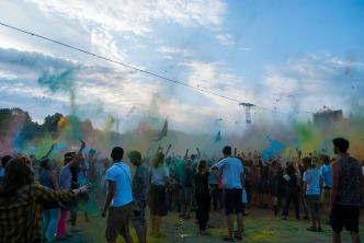 Colour Party.