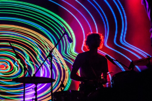Tame Impala were positively psychedelic and positively awesome.