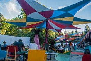 The Cökxpon ambient tent.