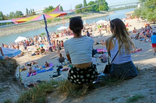 Sziget Beach