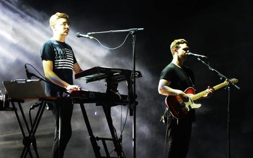 ALT-J at Sziget 2015