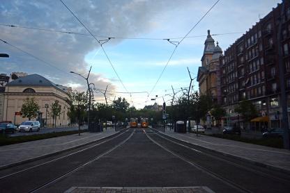 Deák square