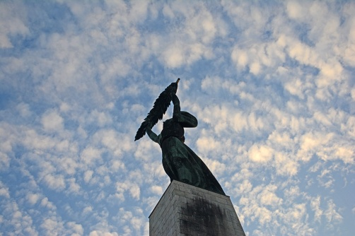 Budapest's Statue of Liberty