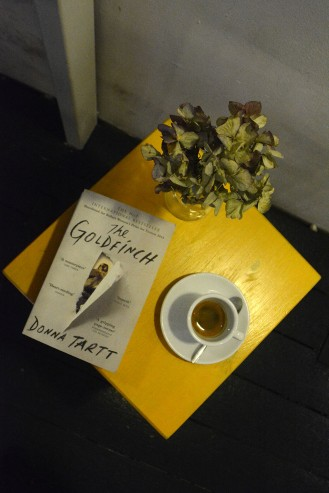 The Goldfinch/Budapest Baristas