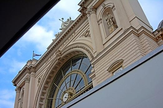 Details of Keleti Station