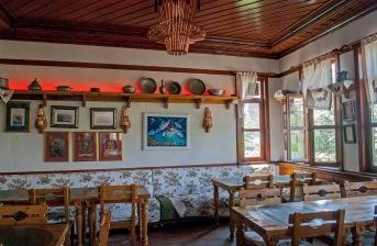 Restaurant in Cappadocia