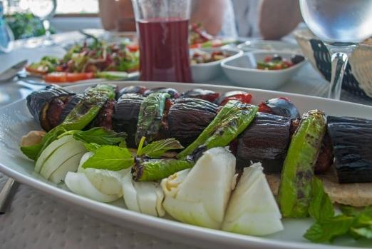 Unavoidable Turkish food shot