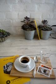 Espresso in Törökméz