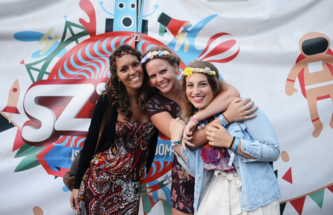 Sziget Day Five