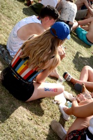Sziget Day One