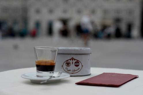 Caffé degli Specchi/Trieste