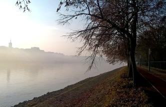 Fog on Margistziget