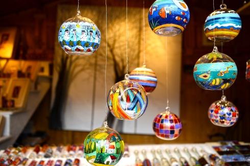 Christmas market at Karlskirche