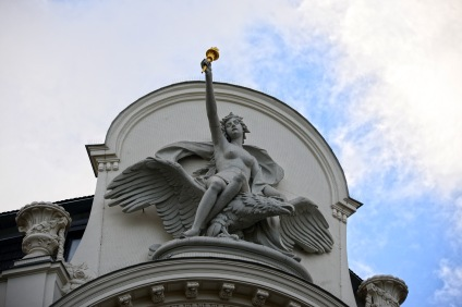 Details of Viennese architecture