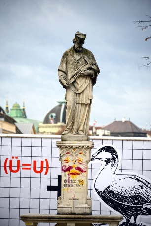 Saints and ducks