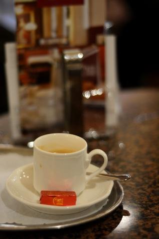 Café Central Vienna