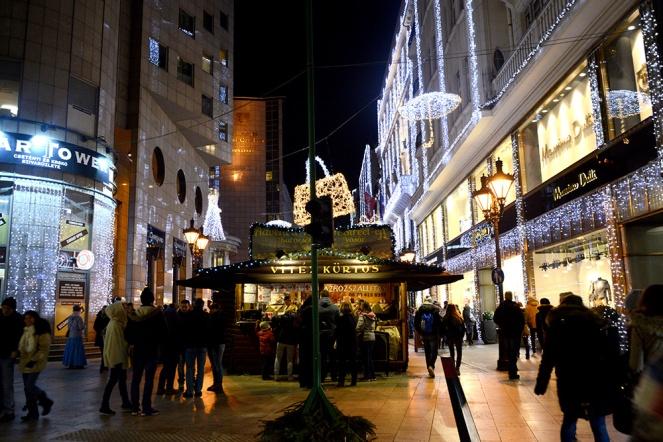 Fashion street market