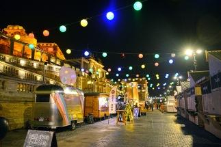 Várkert bazár market