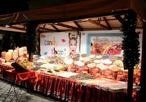 Jókai street market