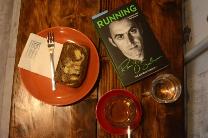 Running/London Coffee Society