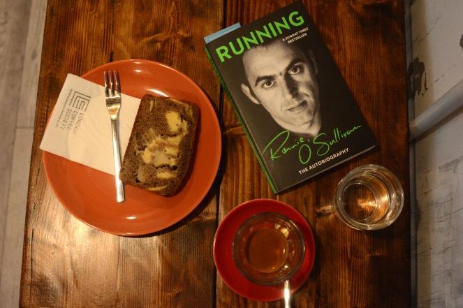 Running/London Coffee Society