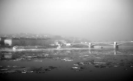 Budapest in the Fog
