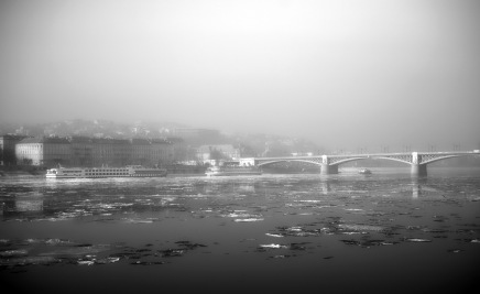 Budapest in the Fog