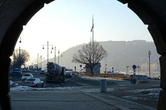 Chain Bridge tunnel