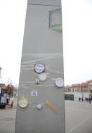 The Monument of Time Unknown