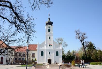 Szabadság square, Gödöllő