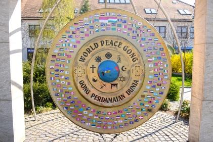 World Peace Gong, Gödöllő