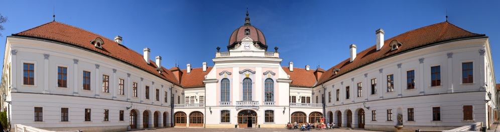 Royal Palace, Gödöllő