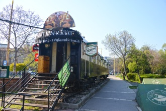 Vagon restaurant