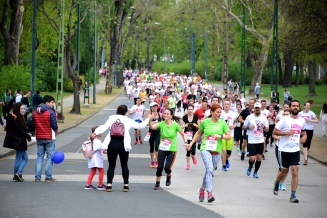 Them runners