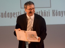 Orhan Pamunk at the 24th Budapest International Book Festival