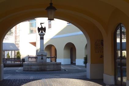 Hamvay house, Gödöllő