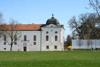 Garden of the Royal Palace, Gödöllő