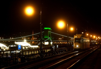 Green Chain Bridge for Saint Patrick's Day