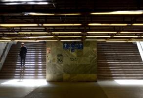 Nyugati underground passage
