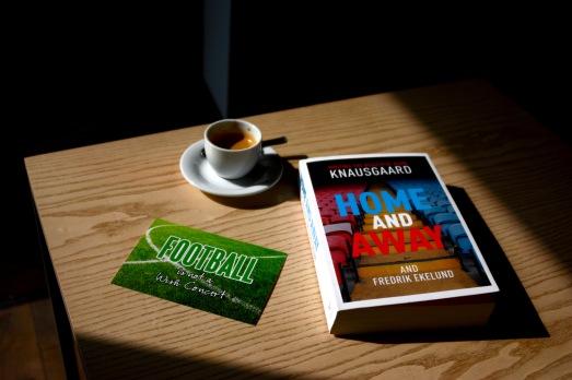 Karl Ove Knausgaard/Frederik Ekelund- Home and Away
