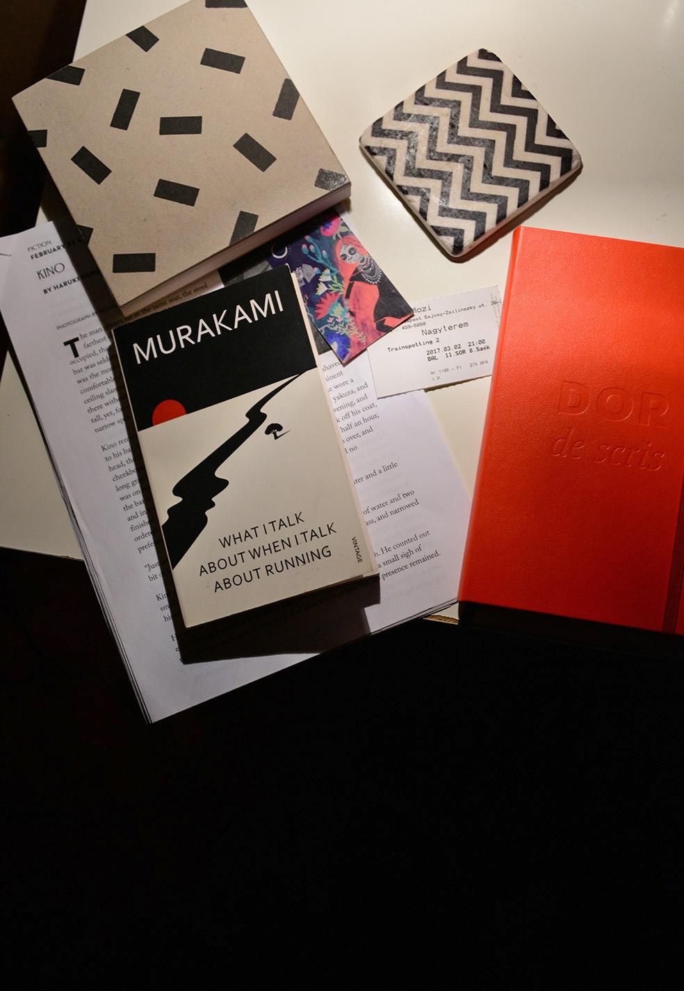 Haruki Murakami- What I Talk About When I Talk About Running