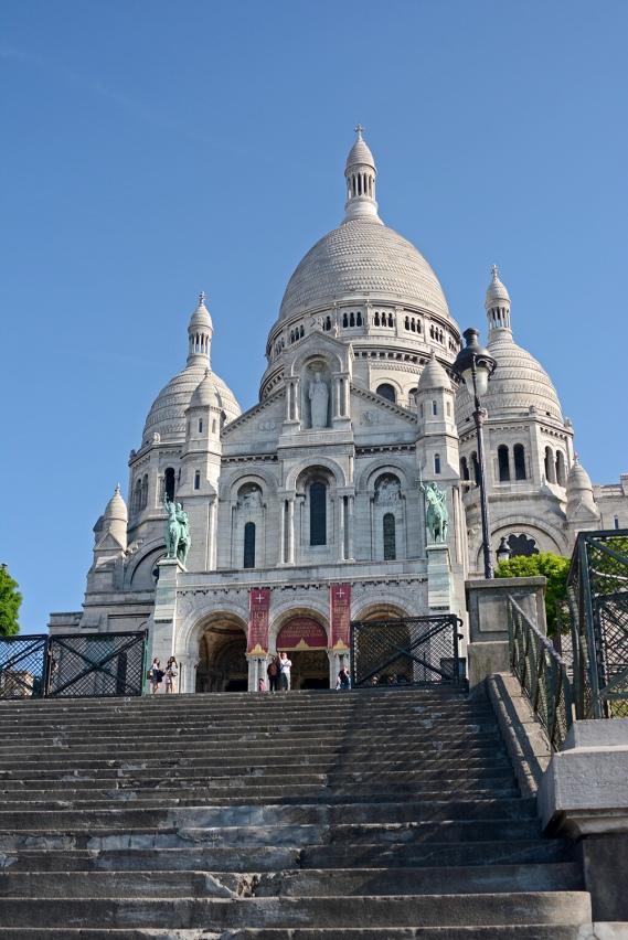 The Sacre Coeur