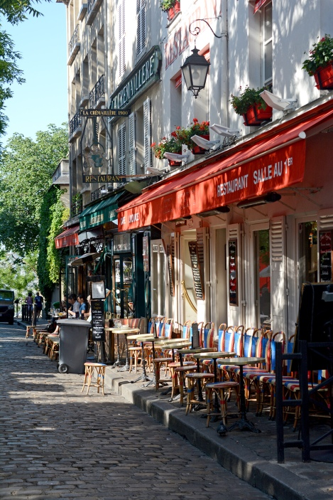 Morning in Montmartre