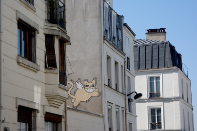 Walls of Montmartre
