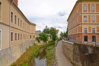 The Eger Stream