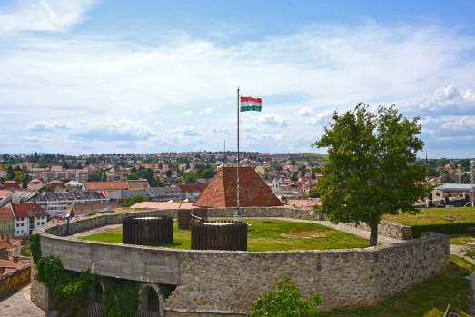 View from Eger Fortress