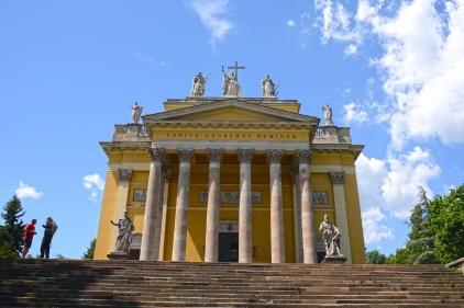 The Eger Cathedral