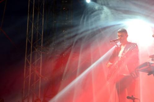 Alex Vargas at Sziget 2017