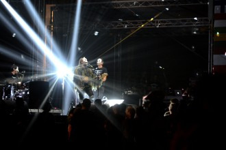 Tre Allegri Ragazzi Morti at Sziget 2017